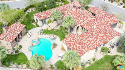 Palm Springs Single Family Home For Sale: 1069 Bella Vista