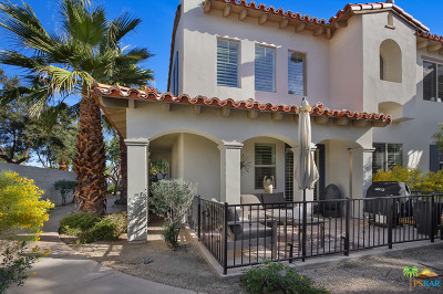 Palm Springs Condo/Townhouse For Sale: 421 Copper Canyon Road