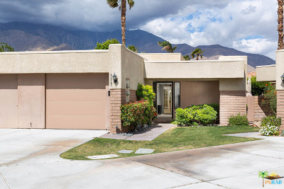 Palm Springs Condo/Townhouse For Sale: 3067 Sunflower Cir East