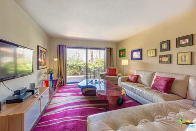 Palm Springs Condo/Townhouse For Sale: 310 E San Jose Road #110