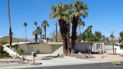 Cathedral City Single Family Home For Sale: 37651 Melrose Drive