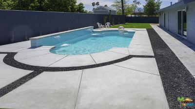 Palm Springs Single Family Home For Sale: 3365 E Avenida Fey Norte
