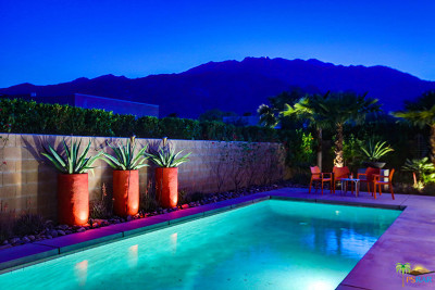 Palm Springs Single Family Home For Sale: 1613 Ava Court