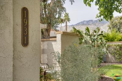 Palm Springs Condo/Townhouse Contingent: 1931 Paseo Pelota