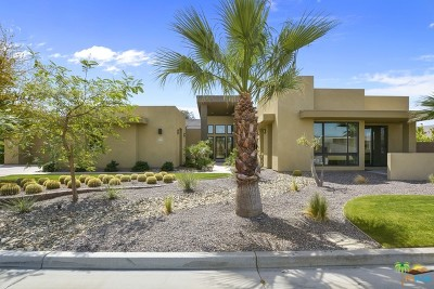 Rancho Mirage Single Family Home For Sale: 19 Via Montagna