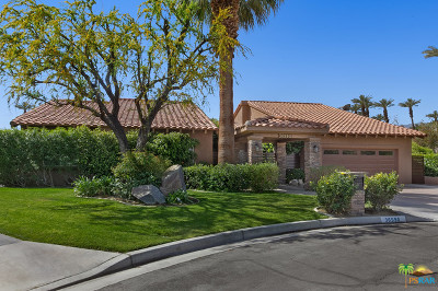 Rancho Mirage Single Family Home Contingent: 36990 Palm Court