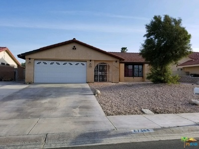 Cathedral City Single Family Home Contingent: 67365 Rango Road