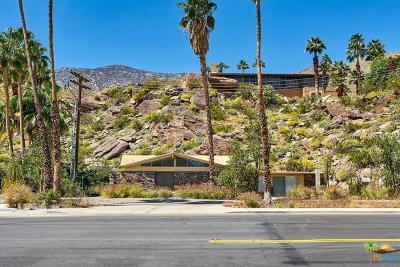 Palm Springs Single Family Home For Sale: 2499 S Palm Canyon Drive