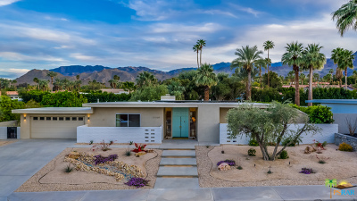 Palm Desert Single Family Home Sold: 72709 Bel Air Road