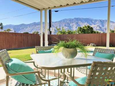 Palm Springs Single Family Home Contingent: 2101 N Viminal Road