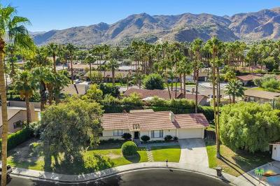 Palm Springs Single Family Home For Sale: 3167 E San Martin Circle