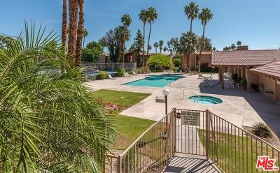 Palm Springs Condo/Townhouse For Sale: 1050 E Ramon Road #60