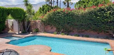 Palm Springs Condo/Townhouse For Sale: 2973 Sundance Circle