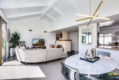 Palm Springs Condo/Townhouse For Sale: 2545 W Miramonte Circle #C