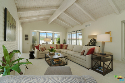 Rancho Mirage Single Family Home For Sale: 12 Mount Holyoke