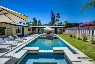Palm Springs Multi Family Home For Sale: 518 S El Cielo Road