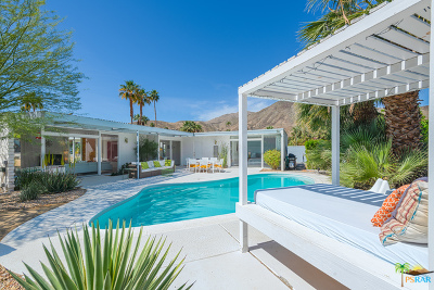 Palm Desert Single Family Home Contingent: 72707 Hedgehog Street