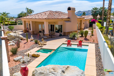 Palm Springs Single Family Home For Sale: 340 Big Canyon Drive