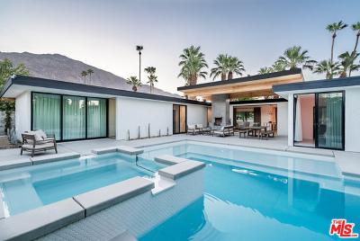 Palm Springs Single Family Home For Sale: 477 E Avenida Palmera