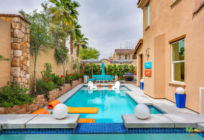 Palm Springs Single Family Home For Sale: 419 Tan Oak Drive