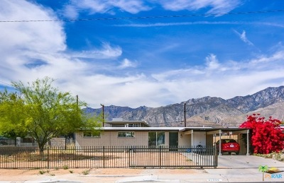 Cathedral City Single Family Home Contingent: 67249 San Gabriel Circle