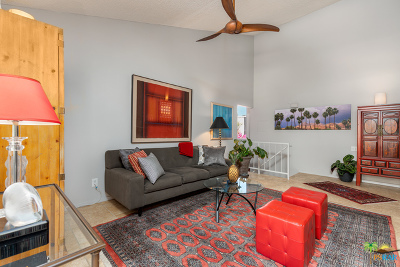 Palm Springs Condo/Townhouse For Sale: 1458 S Camino Real