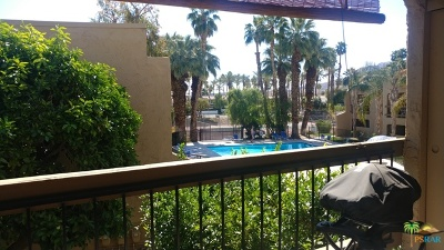Palm Springs Condo/Townhouse Contingent: 5300 E Waverly Drive #H12