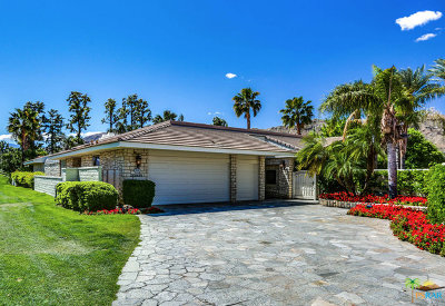 Rancho Mirage Single Family Home For Sale: 44 Churchill Lane