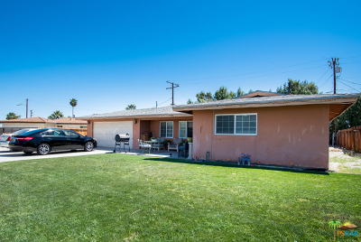 Palm Springs Single Family Home For Sale: 315 W Sunview Avenue