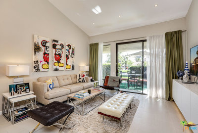 Palm Springs CA Condo/Townhouse For Sale: $360,000