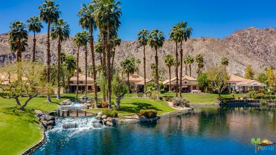 La Quinta Single Family Home For Sale: 79760 Arnold Palmer