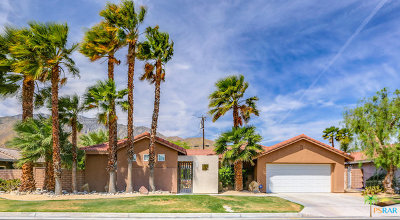 Palm Springs Single Family Home For Sale: 2925 S Sequoia Drive