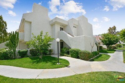 Cathedral City Condo/Townhouse For Sale: 32505 Candlewood Drive #96
