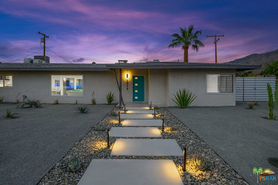 Palm Springs Single Family Home For Sale: 1015 E Buena Vista Drive