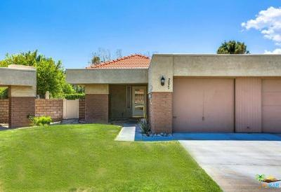 Palm Springs Condo/Townhouse For Sale: 2870 W Sunflower Circle