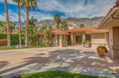 Palm Springs Single Family Home For Sale: 902 Azalea Circle