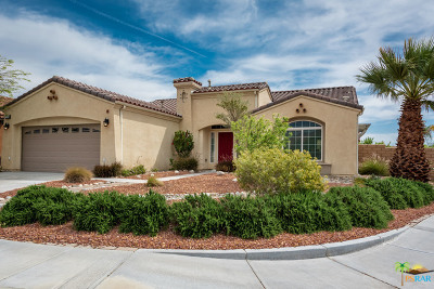 Palm Springs Single Family Home For Sale: 3586 Date Palm