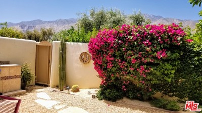 Palm Springs Condo/Townhouse For Sale: 437 N Hermosa Drive