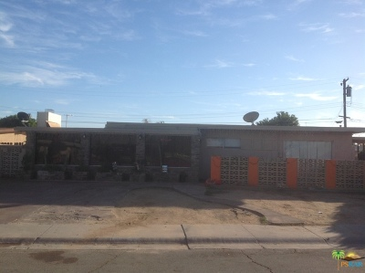 Indio Single Family Home Contingent: 83111 Beachwood Avenue