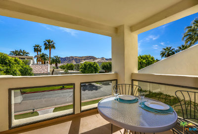 Palm Springs Condo/Townhouse For Sale: 255 E Avenida Granada #222