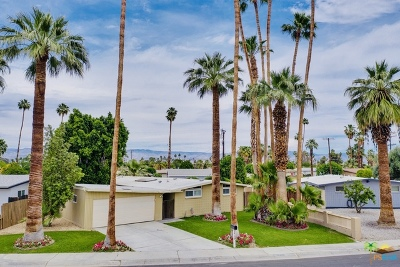 Palm Desert CA Single Family Home For Sale: $417,000