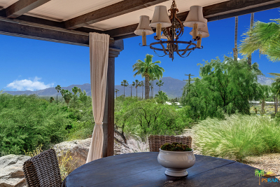 Palm Springs Single Family Home For Sale: 2232 N Palermo Drive