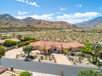 Palm Springs Single Family Home For Sale: 1017 Andreas Palms Drive