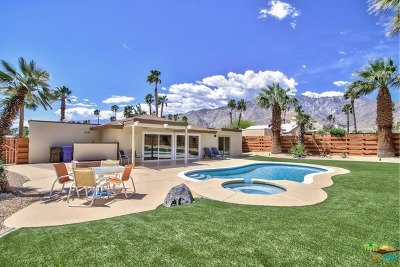 Palm Springs Single Family Home For Sale: 1340 E Adobe Way