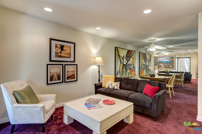 Palm Springs Condo/Townhouse For Sale: 680 N Ashurst Court #106
