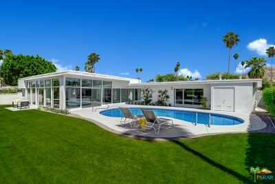 Palm Springs Single Family Home For Sale: 2255 S Camino Real