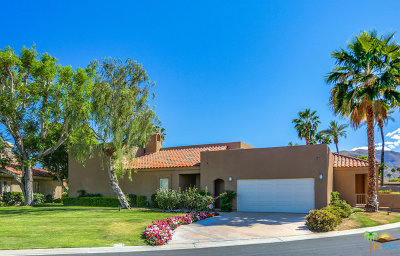 Rancho Mirage Condo/Townhouse Contingent: 10 Lake Shore Drive