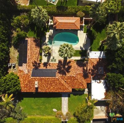 Palm Springs Single Family Home For Sale: 245 Vereda Norte