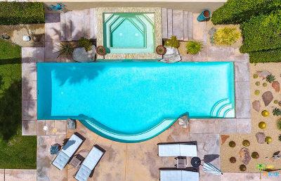 Palm Springs Single Family Home For Sale: 838 W Stevens Road