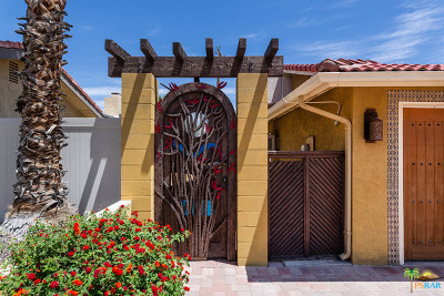 Palm Springs Single Family Home For Sale: 2712 N Vista Grande Avenue